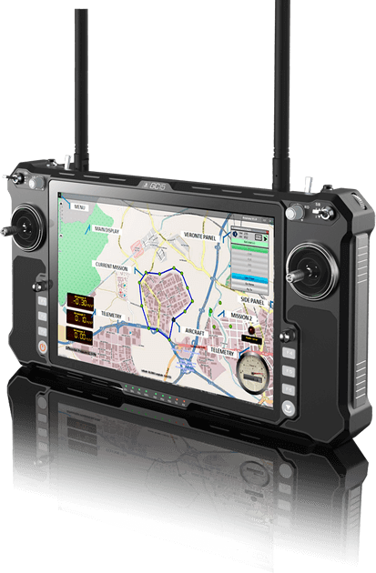 Gyrotrak GT20 Ground Control Station